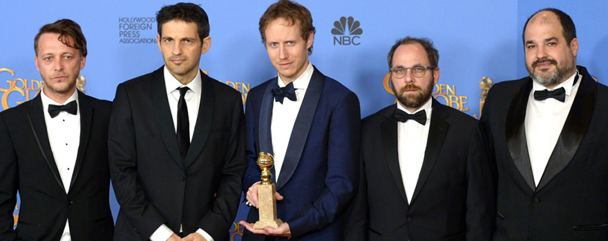 Hungarian Film Son of Saul Wins Golden Globe Award
