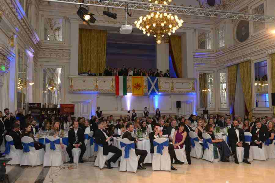 Budapest Burns Supper