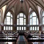 Budapest District XI. Reading Room of Budapest University of Technology and Economics