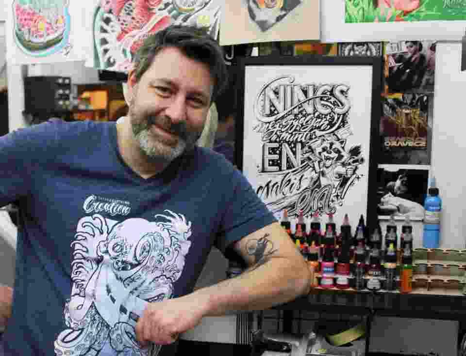 Budapest tattoo, artist, artwork, tattoo salon,