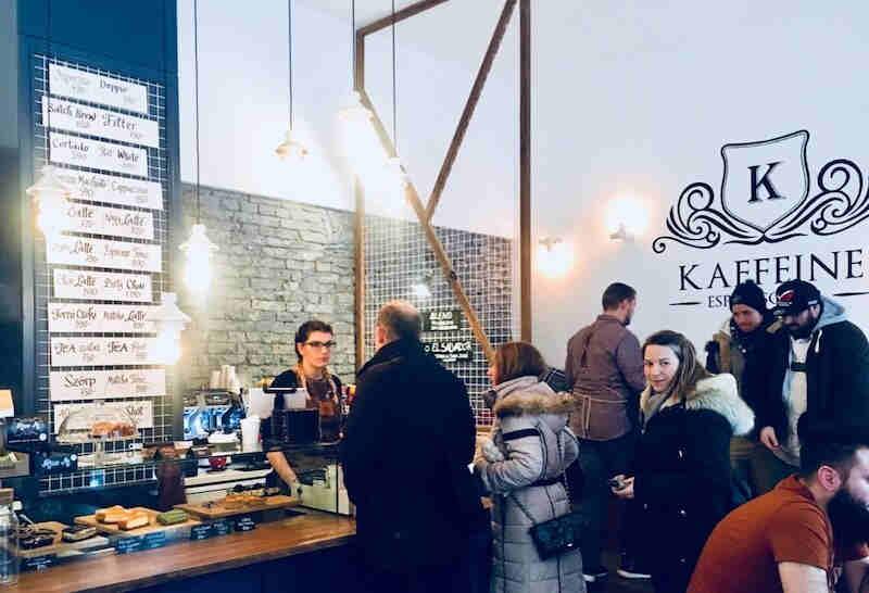 Expat Press Neighbourhood Guide - Kaffeine