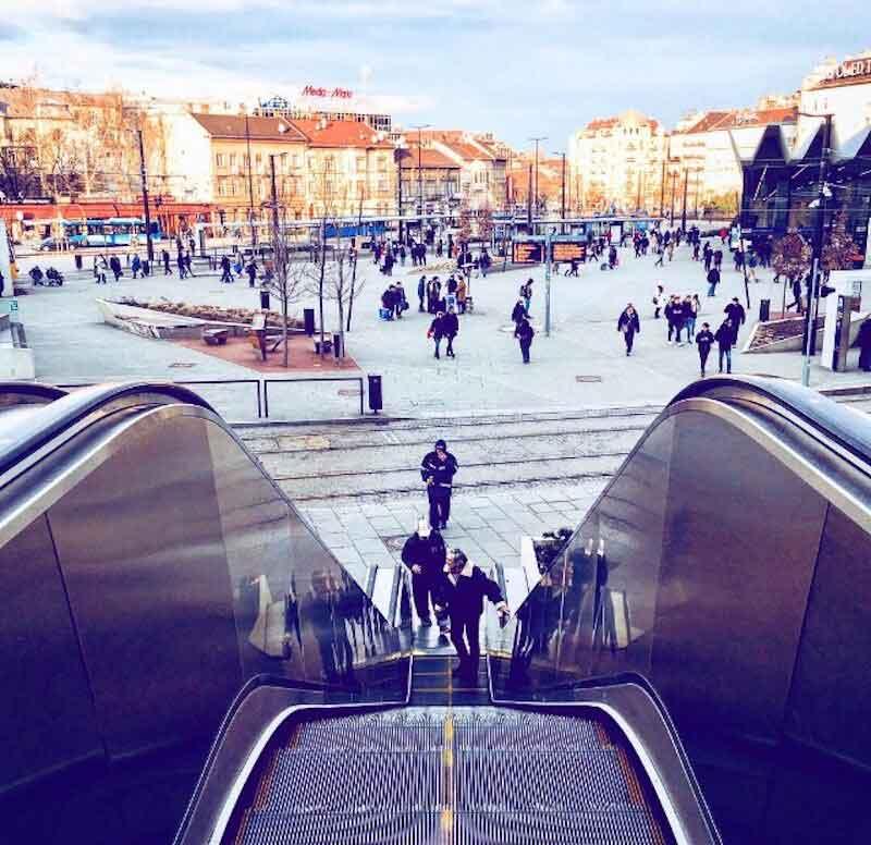 Expat Press Neighbourhood Guide - Moszkva tér