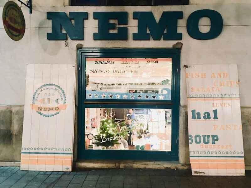 Expat Press Neighbourhood Guide - Nemo Fish & Chips