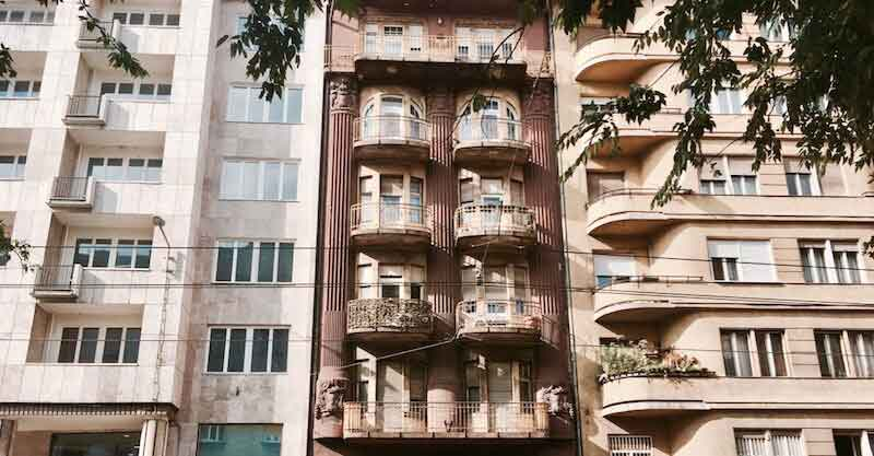 Expat Press Neighbourhood Guide - Bauhaus architecture