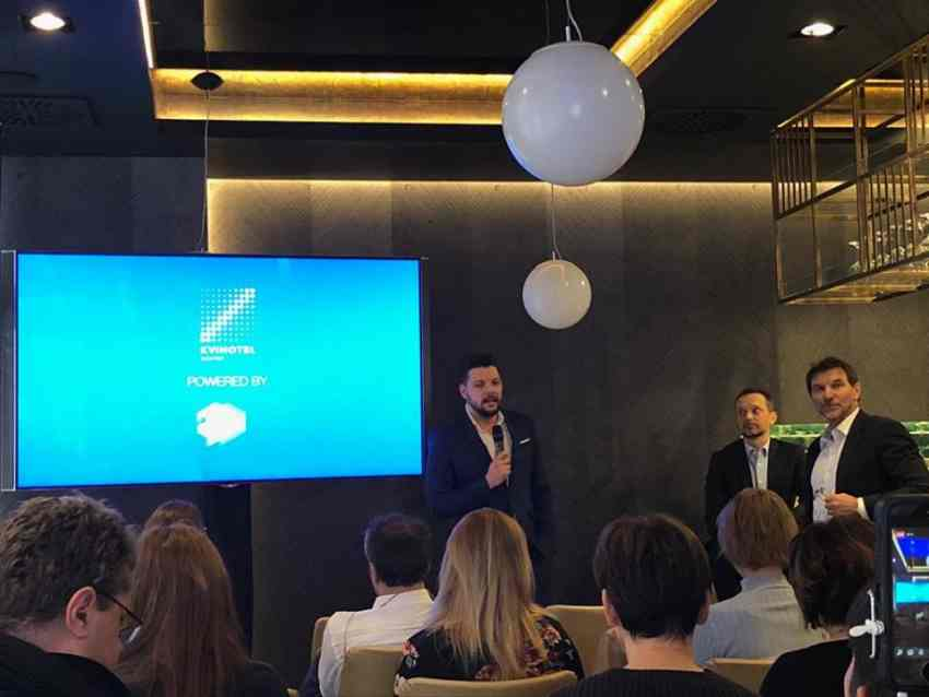 Smart hotel Budapest - presentation for the press