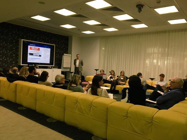 Social media seminar Budapest