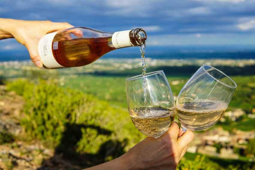 Expat Press presents Hungary's signature drink, fröccs