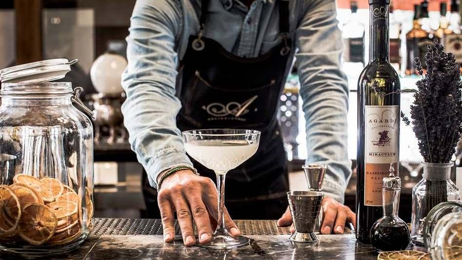 Coffeebar Bazaar Cocktails