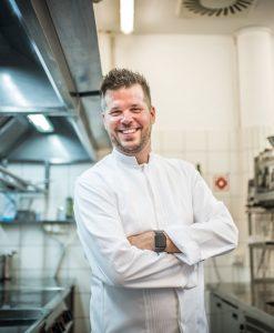 Krisztián Balogh, Creative Chef at VígVarjú
