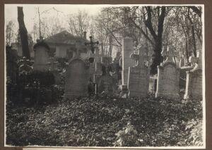 Vizivaros cemetery