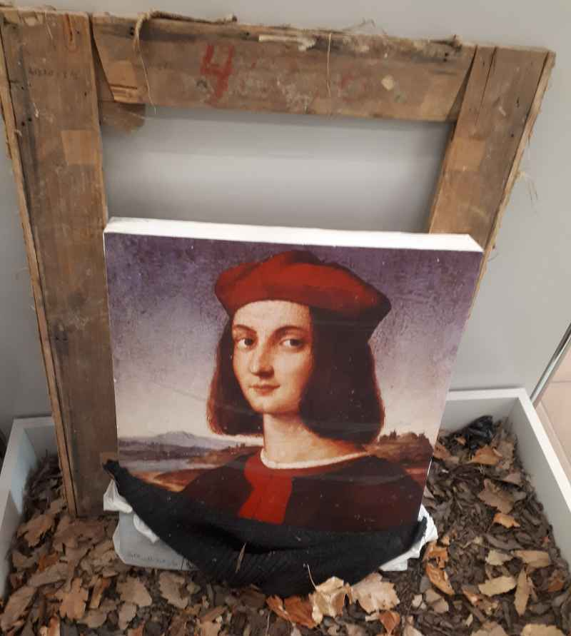 Police Museum stolen painting
